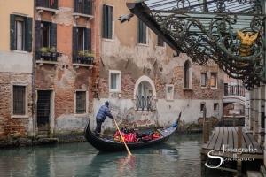 Hinter der Oper Venice